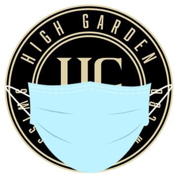 High Garden coronavirus