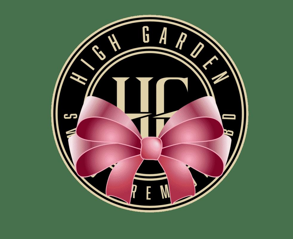 Carte cadeaux High Garden