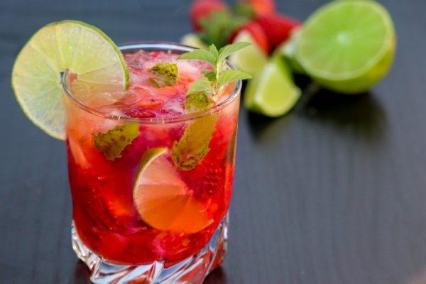 Cannabis-infused rum