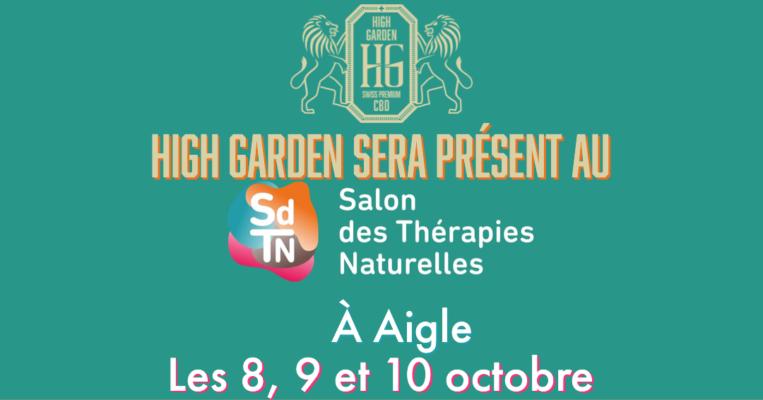 Salon des thérapies naturelles Aigle